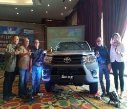Launching Toyota New Hilux Single Cabin Diesel 4x4